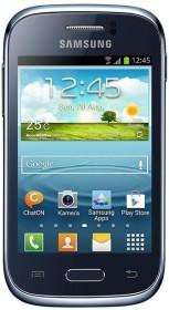 Samsung Galaxy Young S6310N blau