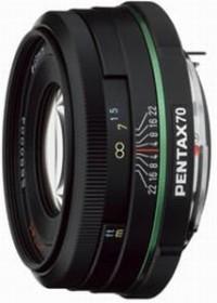Pentax smc DA 70mm 2.4 Limited black (21620)