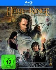Der Herr der Ringe 3 - Die Rückkehr des Königs (Blu-ray)