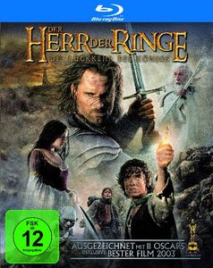 The Lord of the Rings 3 - Die Return of the Königs (Blu-ray)