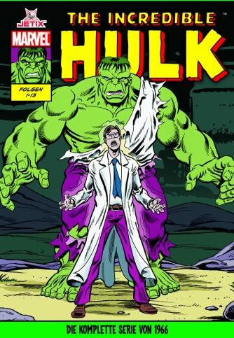 The Incredible Hulk (1966) -- via Amazon Partnerprogramm