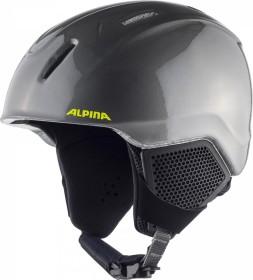 Alpina Carat LX Helm charcoal/neon (Junior) (A9081135)
