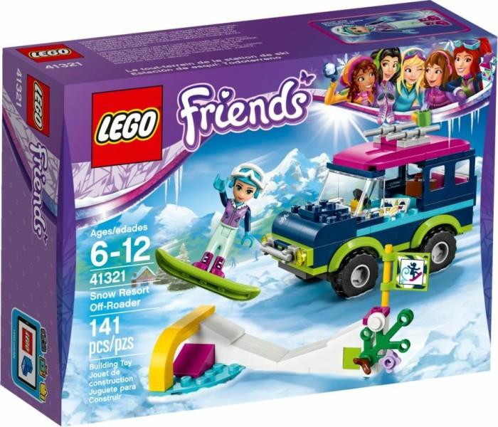 LEGO Friends - Snow Resort Off-Roader (41321)