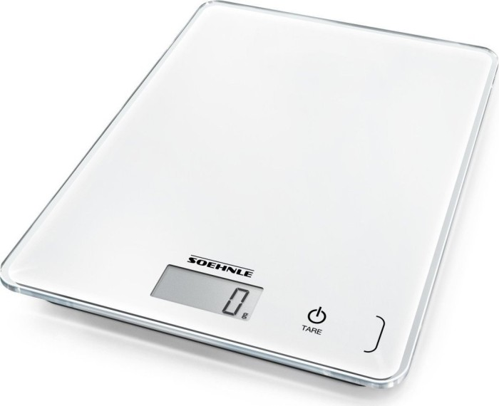 Soehnle Page Compact 300 electronic kitchen scale (61501) from £ 17.95