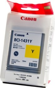 Canon ink BCI-1431Y yellow (8972A001)