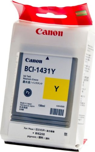 Canon BCI-1431Y Tinte gelb (8972A001) -- via Amazon Partnerprogramm