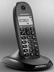 Motorola C1001 black