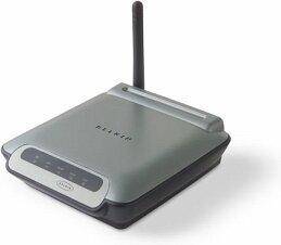 Belkin Wireless Print Server, 54Mbps, 2x USB (F1UP0001)