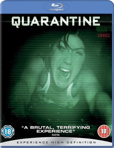 Quarantine (Blu-ray) (UK) -- via Amazon Partnerprogramm