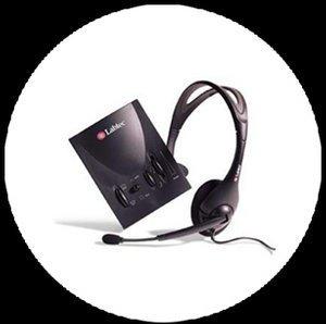 Labtec Dialog-501 Headset (LVA-5501)