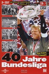 Fußball: 40 Jahre Bundesliga