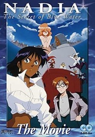 Nadia - The Secret of Blue Water - The Movie (DVD)