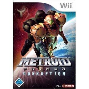 Metroid Prime 3 - Corruption (englisch) (Wii)