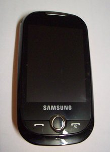 Samsung S3650 Corby with branding -- © bepixelung.org