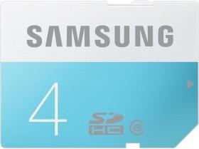 Samsung R24 SDHC Standard 4GB, Class 6 (MB-SS04D/EU)
