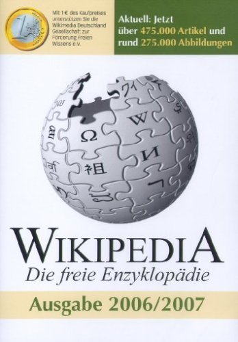 Directmedia: Wikipedia 2006/2007 (deutsch) (PC/MAC) -- via Amazon Partnerprogramm