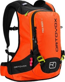 Ortovox Free Rider 16 crazy orange