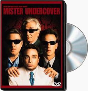 Mister Undercover -- via Amazon Partnerprogramm