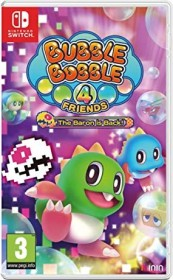 Bubble Bobble 4 Friends: The Baron is Back (Switch)