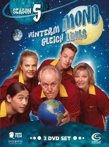 Hinterm Mond gleich links Staffel 5