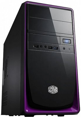 Cooler Master elite 344 purple USB 3.0 (RC-344-PKN2)