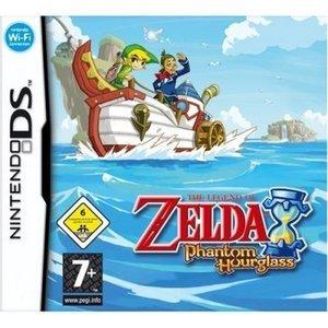 The Legend of Zelda: Phantom Hourglass (englisch) (DS)