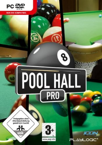 Pool Hall Pro (deutsch) (PC) -- via Amazon Partnerprogramm