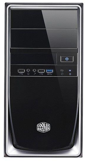 Cooler Master Elite 344 silber USB 2.0 (RC-344-SKN1)
