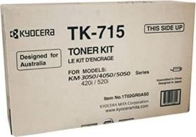 Kyocera Toner TK-715K black (1T02GR0EU0)