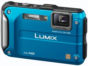 Panasonic Lumix DMC-FT3 blue