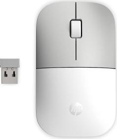 HP Z3700 Wireless Mouse Ceramic White silber/weiß, USB (171D8AA#ABB)