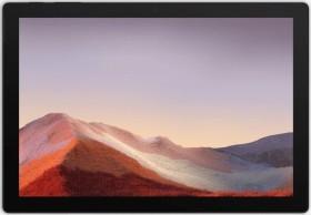 Microsoft Surface Pro 7 Platin, Core i5-1035G4, 8GB RAM, 128GB SSD + Surface Pro Signature Type Cover Bordeaux rot