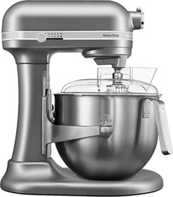 KitchenAid 5KSM7591XESL Heavy Duty silver