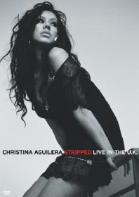 Christina Aguilera - Stripped Live (DVD)