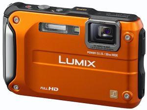 Panasonic Lumix DMC-FT3 orange