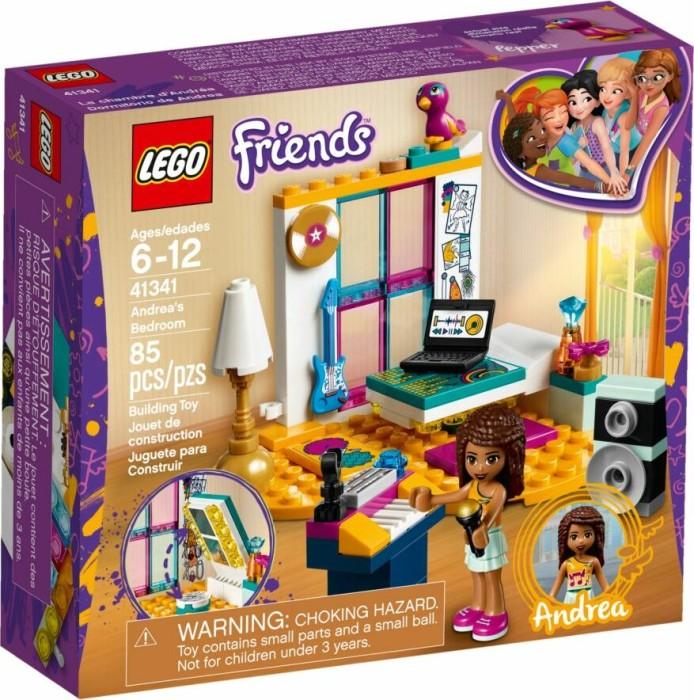 LEGO Friends - Andrea's Bedroom (41341)