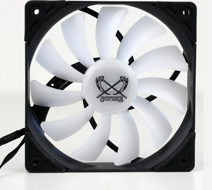 Scythe Kaze Flex 120 RGB PWM 1200rpm, 120mm (SU1225FD12MR-RHP)