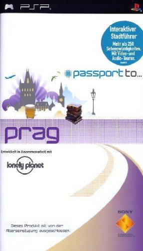 Lonely Planet: Passport to Prag (deutsch) (PSP) -- via Amazon Partnerprogramm