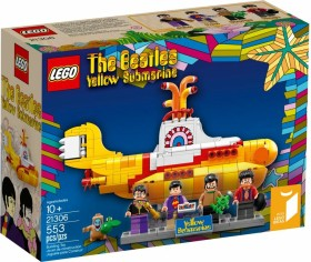 LEGO Ideas - Yellow Submarine (21306)