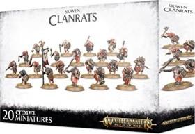 Games Workshop Warhammer Age of Sigmar - Skaven - Clanrats (99120206027)
