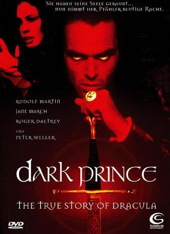Dark Prince - The True Story Of Dracula -- via Amazon Partnerprogramm