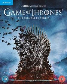 Game of Thrones Season 1-8 (Blu-ray) (UK)