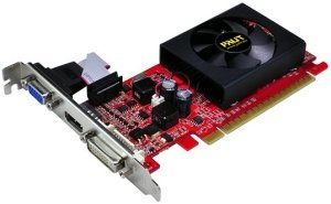 Palit GeForce 8400 GS Super, 512MB DDR3, VGA, DVI, HDMI (NEA8400SFHD53)