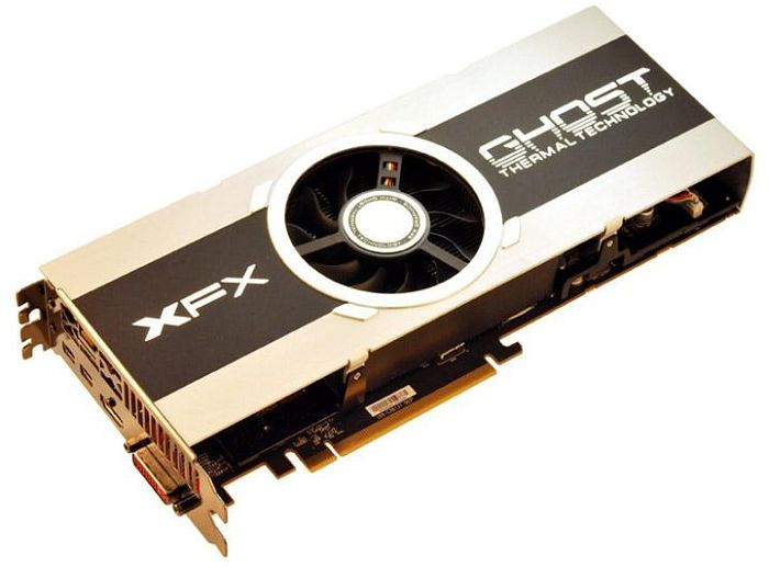 XFX Radeon HD 7950 Core Edition, 3GB GDDR5, DVI, HDMI, 2x Mini DisplayPort (FX-795A-TNFC)