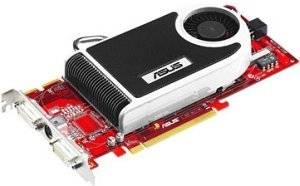 ASUS EAX1950PRO/HTDP/256M, Radeon X1950 Pro, 256MB DDR3, 2x DVI, TV-out, PCIe (90-C1CIAO-HUAYZ)