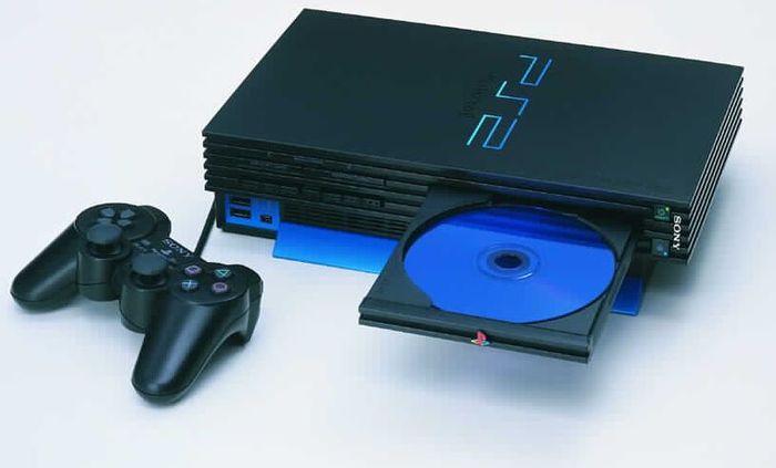 Sony PlayStation 2 inkl. MemoryCard
