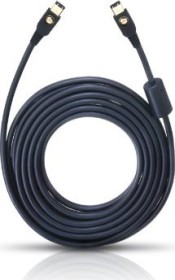 Oehlbach FireWire 6/6 500 FireWire IEEE-1394 cable 6-Pin/6-Pin, 5.0m (9163)