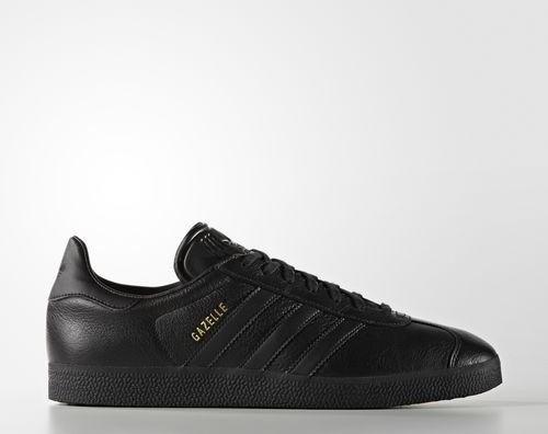 c3cf779d4f adidas Gazelle core black gold met (BB5497) starting from £ 47.26 ...
