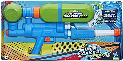 Hasbro Nerf Super Soaker XP100 (E6285) -- via Amazon Partnerprogramm