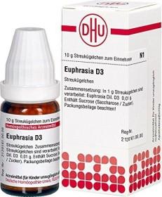 DHU Euphrasia D3 Tabletten, 80 Stück